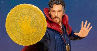 Doctor Strange Infinity War ArtFX+ Estátua Kotobukiya 1:10 (Vingadores: Guerra Infinita)