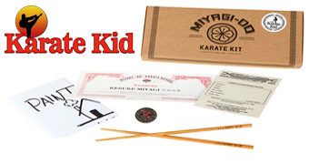 Kit Miyagi-Do de Karatê Kid – A Hora da Verdade