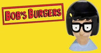 Pote de Cookies Tina Belcher Bob's Burgers