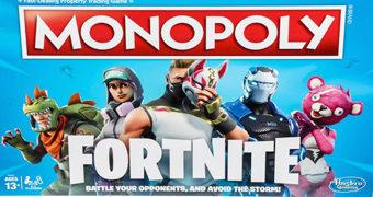 Monopoly do Game Fortnite