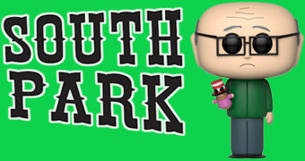 Boneco Pop! TV South Park: Mr. Garrison (Specialty Series)