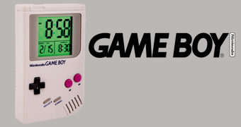 Despertador Game Boy