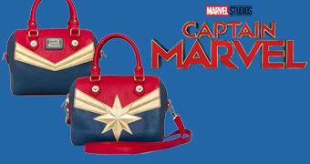 Bolsa Capitã Marvel (Carol Danvers)