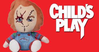 Boneco de Pelúcia Chucky Phunny (Kidrobot)