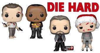 Bonecos Pop! Duro de Matar (Die Hard)