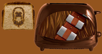 Torradeira Chewbacca Star Wars