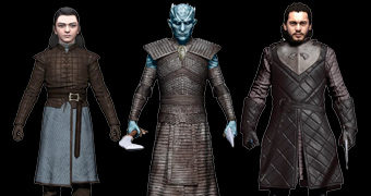 """Action Figures Game of Thrones 6"""" McFarlane Toys"""