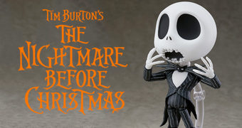 Boneco Nendoroid Jack Skellington (Nightmare Before Christmas)