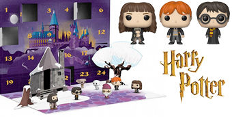 Calendário do Advento Harry Potter Pocket Pop! Advent Calendar 2018