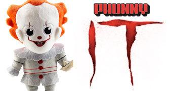 Boneco de Pelúcia IT Pennywise Phunny (Kidrobot)