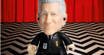 Twin Peaks TITANS: Deputy Director Gordon Cole (David Lynch)