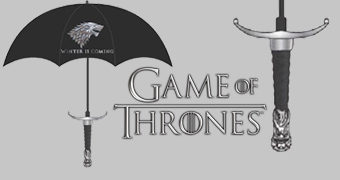 Guarda-Chuva Game of Thrones Espada Garralonga (Longclaw)