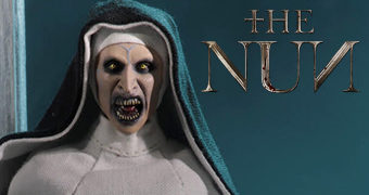 A Freira/Valak (The Nun) – Action Figure Retro Clothed Neca