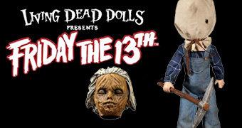 Living Dead Dolls Apresenta: Jason Voorhees Sexta-Feira 13 Parte 2