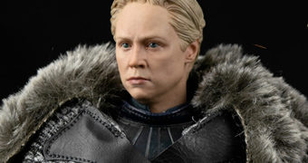 Brienne de Tarth (Gwendoline Christie) Game of Thrones – Action Figure Perfeita 1:6 ThreeZero