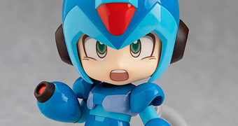 Boneco Nendoroid Mega Man X