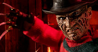 Action Figure Freddy Krueger (A Hora do Pesadelo) One:12 Collective da Mezco
