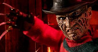 Action Figure Freddy Krueger (A Hora do Pesadelo) One:12 Collective da Mezco