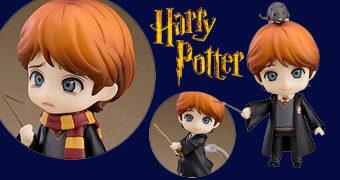 Boneco Nendoroid Ron Weasley (Harry Potter)