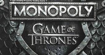 Jogo Monopoly Game of Thrones (Versão 2018)