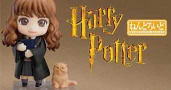 Boneca Nendoroid Hermione Granger (Harry Potter)