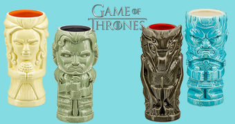 Canecas Geeki Tikis Mugs Game of Thrones!