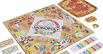 Jogo Monopoly Pizza