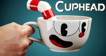 Caneca (ou xícara) Cuphead Ceramic Mug