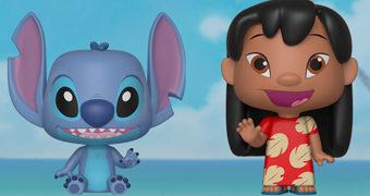 Dupla VYNL Lilo & Stitch