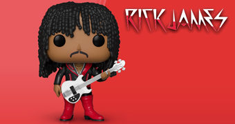 Boneco Pop! Rick James (Super Freak)