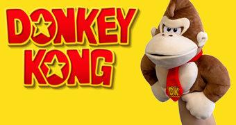 Fantoche de Mão Donkey Kong