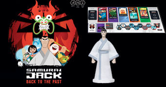 Jogo Samurai Jack: Back to the Past