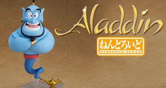 Boneco Nendoroid Gênio (Aladdin)
