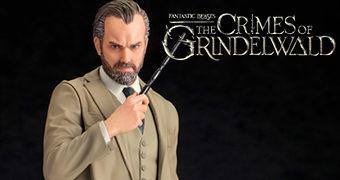 Albus Dumbledore ArtFX+ (Jude Law) – Estátua Kotobukiya 1:10 (Animais Fantásticos: Os Crimes de Grindelwald)