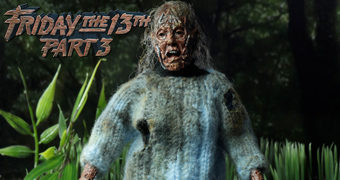 "Pamela Voorhees ""Lady of the Lake"" (Sexta-Feira 13 – Parte 3) – Action Figure Retro Neca Clothed"