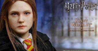 Ginny Weasley (Bonnie Wright) Action Figure Perfeita Star Ace 1:6 (Harry Potter e a Pedra Filosofal)