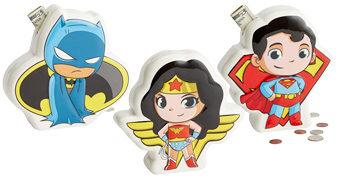 Cofres Superamigos: Mulher Maravilha, Super Homem e Batman