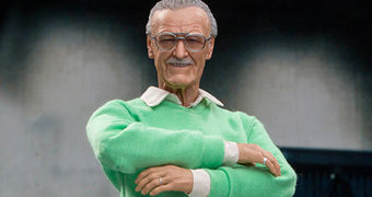 Stan Lee Comics Legend 1:6 – Action Figure Não Autorizada Woo Toys