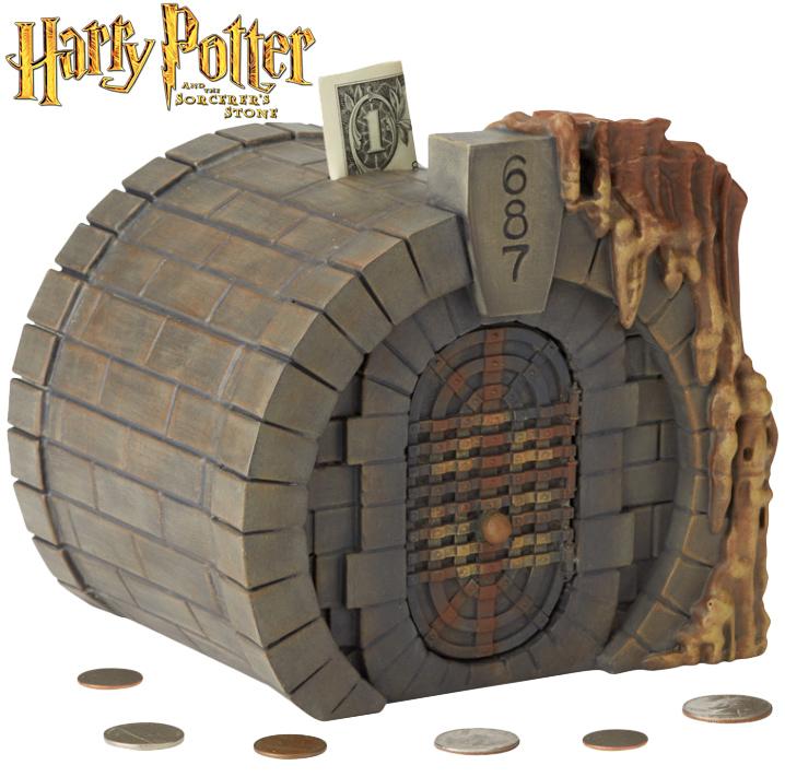 Cofre Subterrâneo do Banco Gringotes (Harry Potter) « Blog ...