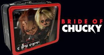 Lancheira A Noiva de Chucky (Bride of Chucky)