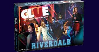 Jogo Clue (Detetive) da Série Riverdale