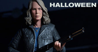 Ultimate Laurie Strode (Jamie Lee Curtis) Action Figure (Halloween 2018)