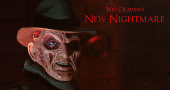 "Freddy Krueger ""O Novo Pesadelo"" (Wes Craven's New Nightmare) – Action Figure Retro Neca Clothed"