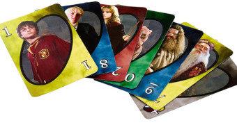 Jogo de Cartas UNO Harry Potter