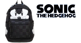 Mochila Sonic the Hedgehog (Bioworld)