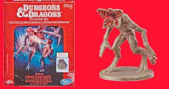 Jogo Stranger Things Dungeons & Dragons