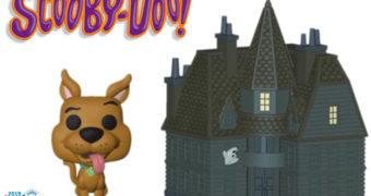 Pop! Town: Scooby Doo e a Mansão Mal-Assombrada