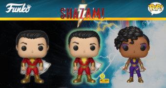 Bonecos Pop! Shazam! (Filme)
