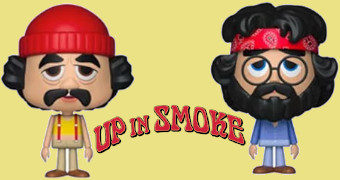 Dupla VYNL Cheech and Chong (Up In Smoke)
