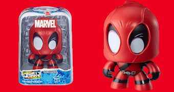Boneco Deadpool Marvel Mighty Muggs